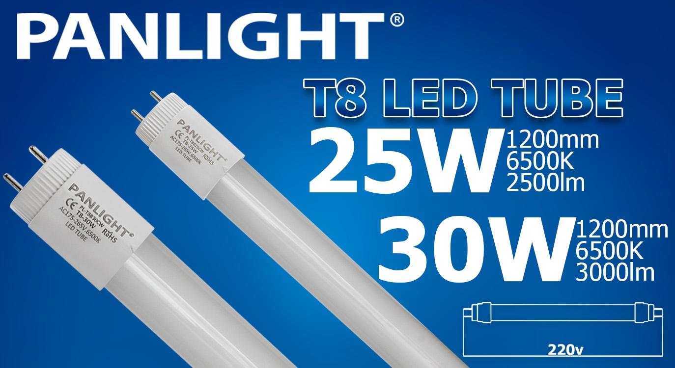 светодиодные лампы T8