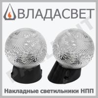 Накладные светильники  НББ