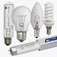 Лампы. Источники света