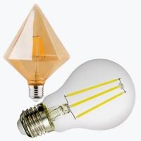 Лампы светодиодные  FILAMENT LED