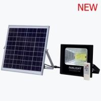 Светодиодные прожектора на солнечных батареях