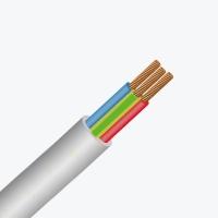 Провод электрический ПВС 3x1.0 мм² (А)